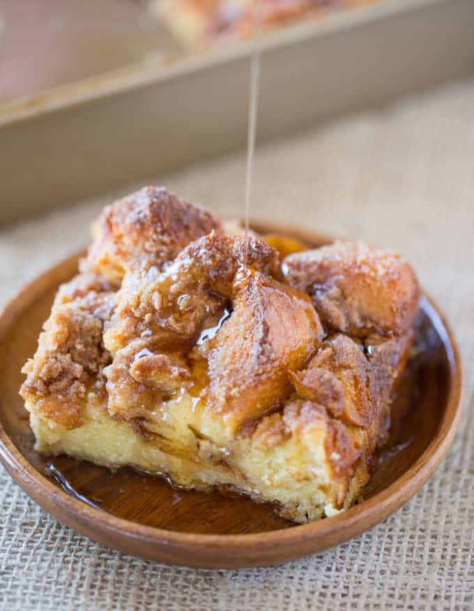 Easy French Toast Bake - The Best Blog Recipes