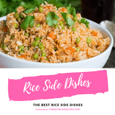 The Best Rice Side Dish Recipes