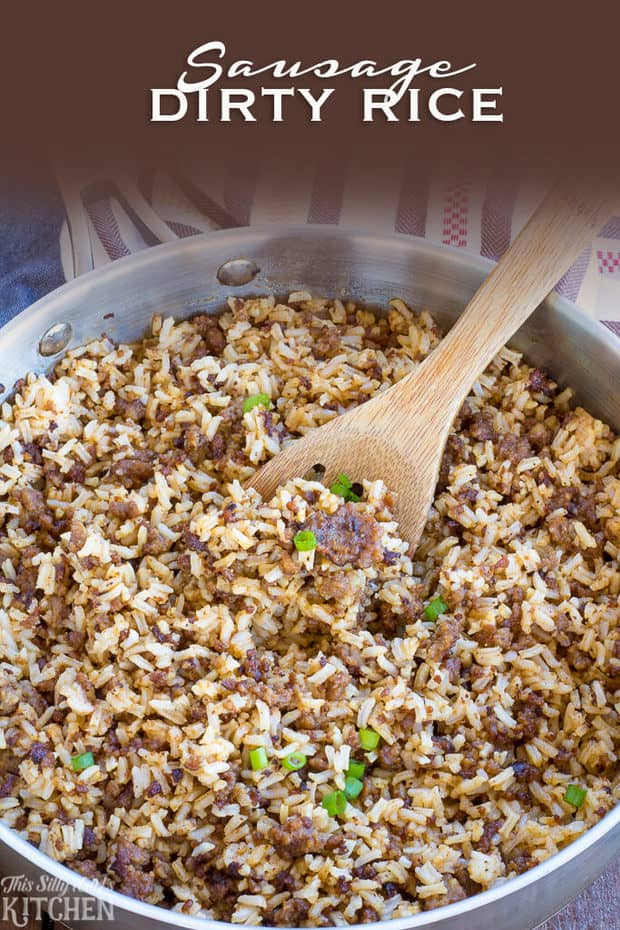 Sausage Dirty Rice The Best Blog Recipes