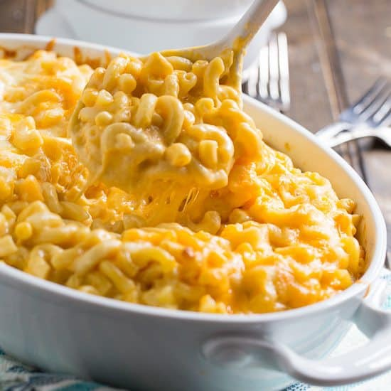Super Creamy Mac and Cheese -- Part of The Best Macaroni and Cheese Recipes
