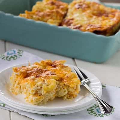 Baked Macaroni and Cheese -- Part of The Best Macaroni and Cheese Recipes