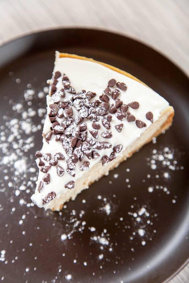 Cannoli Cheesecake The Best Blog Recipes