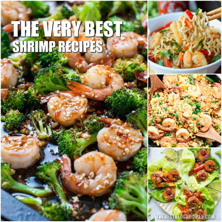 The Best Shrimp Recipes