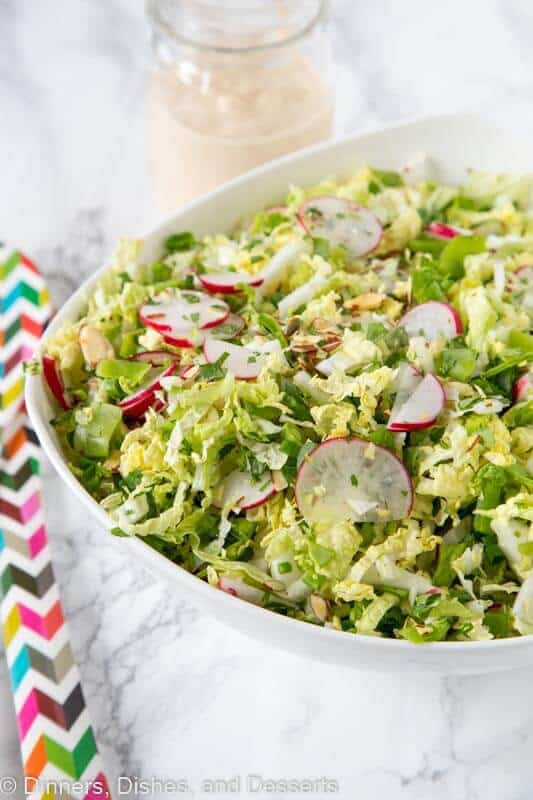Asian Napa Cabbage Slaw The Best Blog Recipes