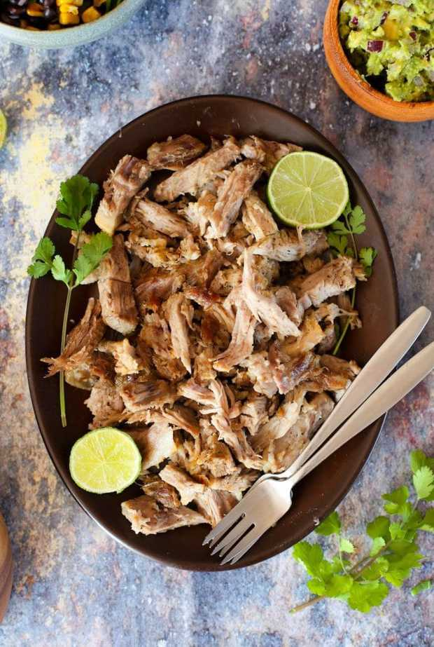 Puerto Rican Instant Pot Pulled Pork The Best Blog Recipes