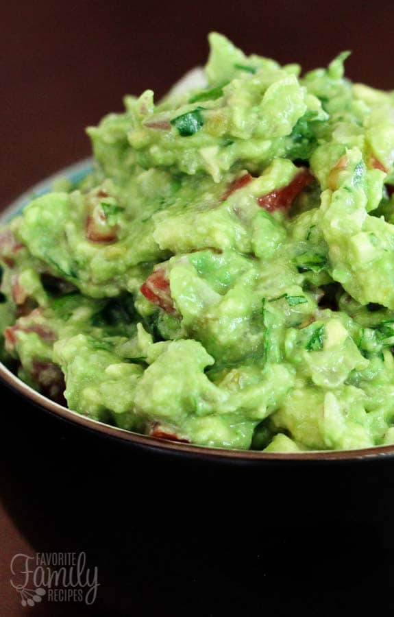 The Best Guacamole Ever - The Best Blog Recipes