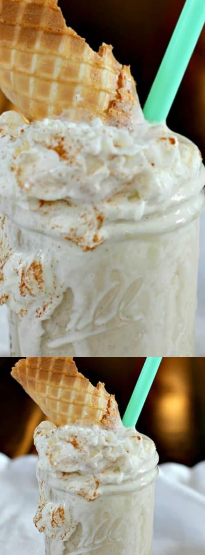 Brown Sugar Banana Milkshake The Best Blog Recipes