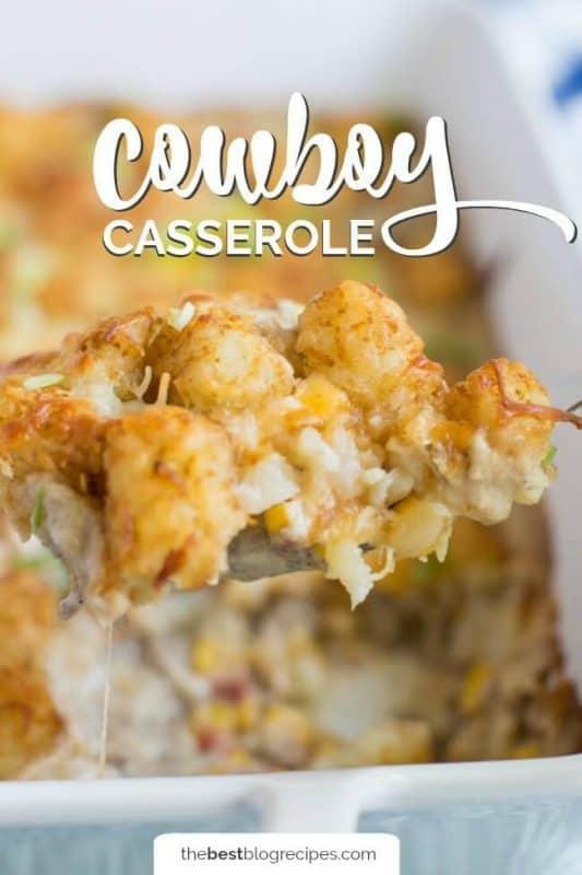 Cowboy Casserole The Best Blog Recipes