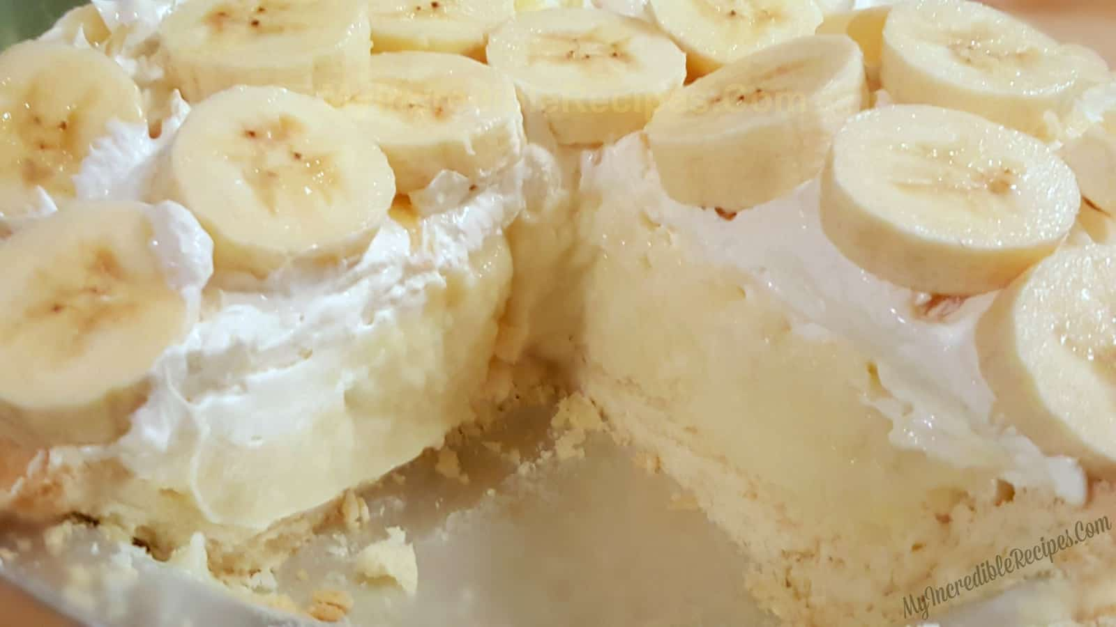 Old Fashioned Banana Cream Pie The Best Blog Recipes