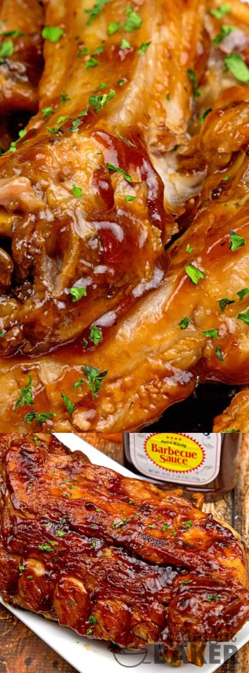Sweet and Sticky Ribs Longpin