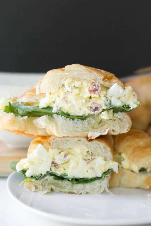 The Best Egg Salad Sandwich Recipe The Best Blog Recipes