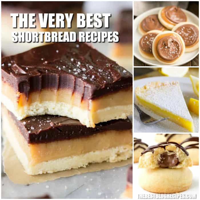Shortbread is a classic treat that many people serve at holiday parties and dinners. Anyone can find a favorite on this list of The Best Shortbread Recipes!