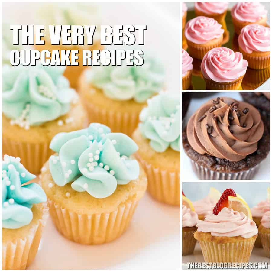 The Best Cupcake Recipes