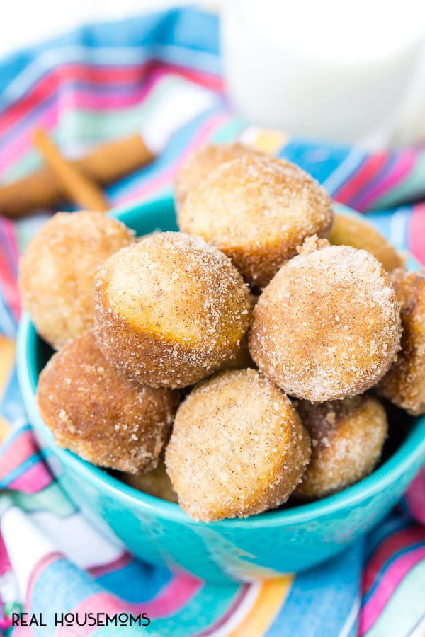 Cinnamon Sugar Donut Muffins - The Best Blog Recipes