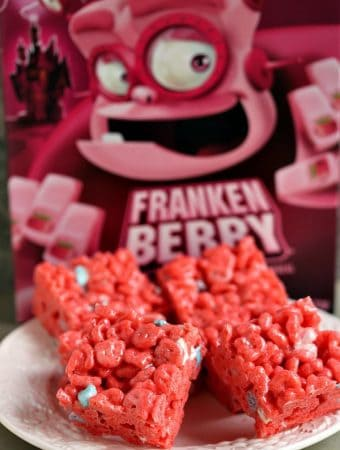 Franken Berry Krispies