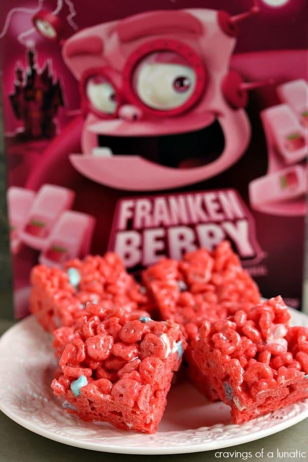 Franken Berry Krispies
