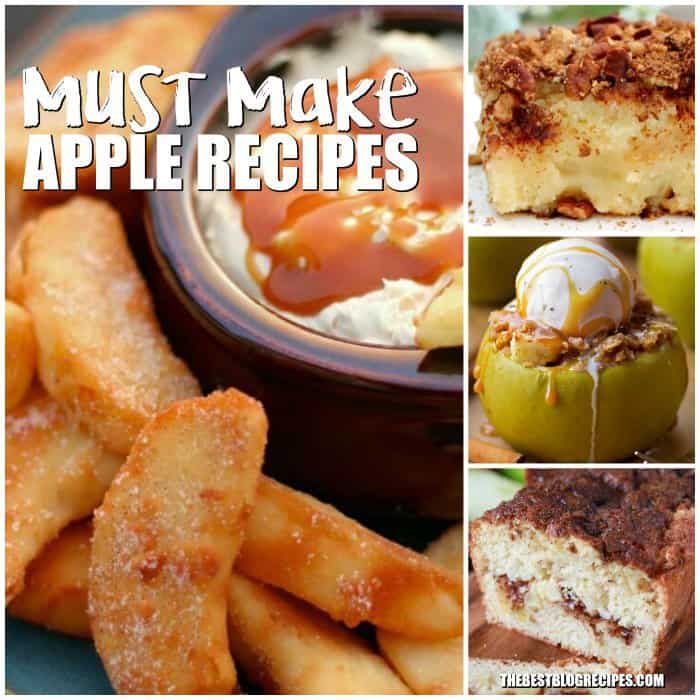 Must Make Apple Recipes