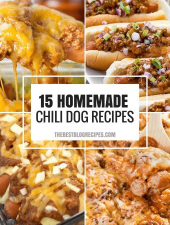 15+ Chili Dog Dinners