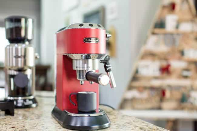 Almond Coffee Recipe with De'Longhi Coffee Maker