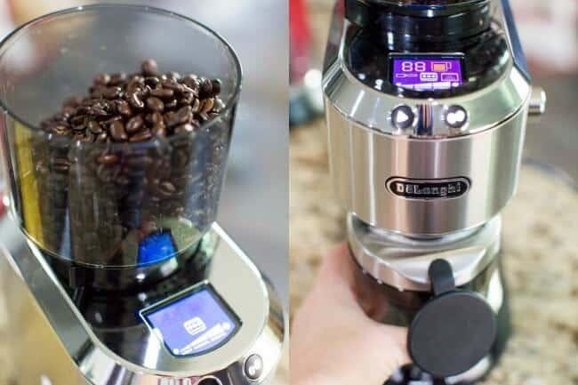 De'Longhi Coffee Grinder
