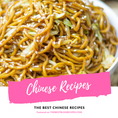 The Best Chinese Recipes