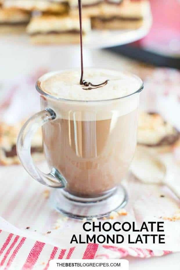 Chocolate Almond Latte