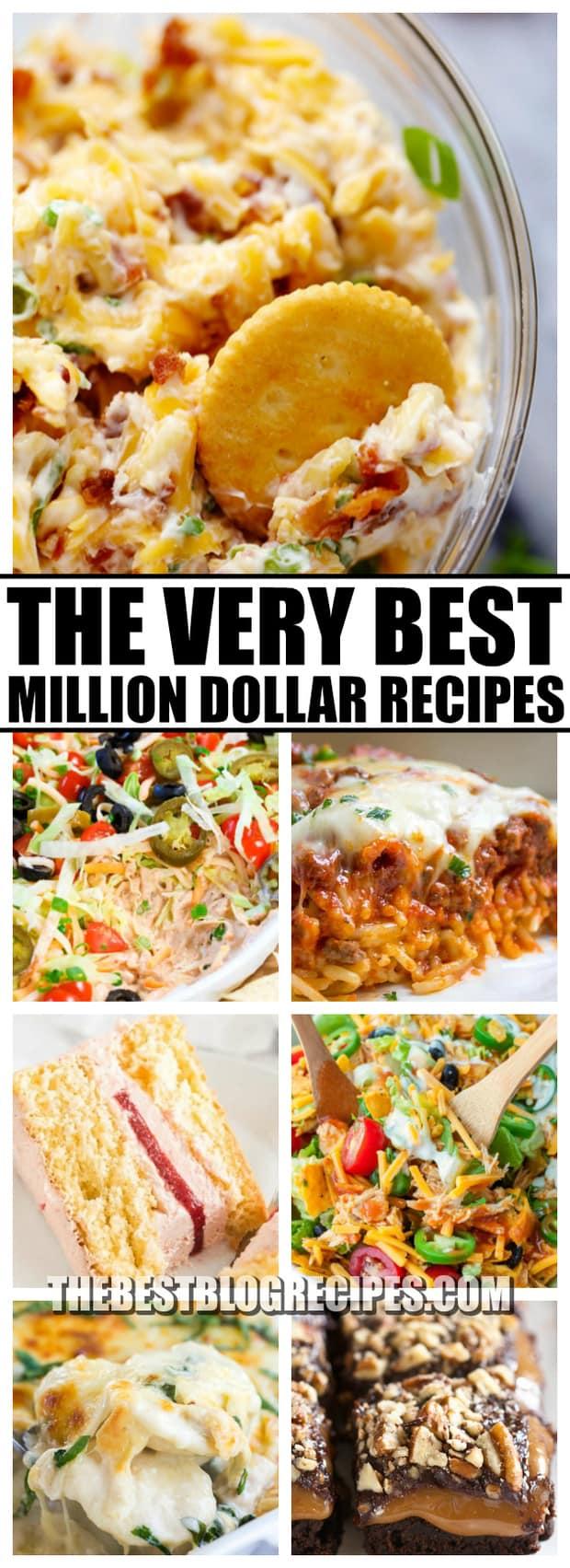 The Best Million Dollar Recipes