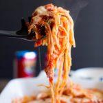 Easy Pizza Spaghetti
