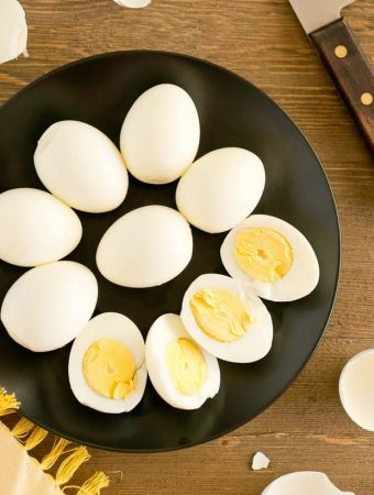 How to make Perfect Hard Boiled Eggs Every Time!