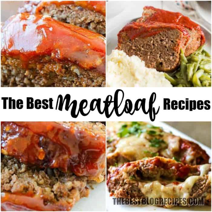 the best meatloaf recipes
