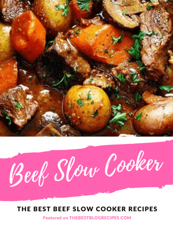 The Best Slow Cooker Beef Dinner Recipes