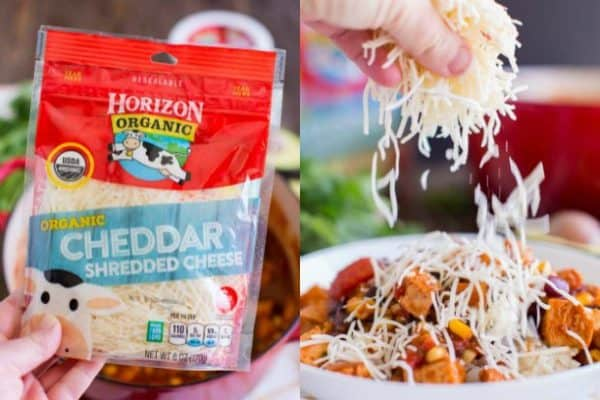 Horizon Organic Shredded Cheese