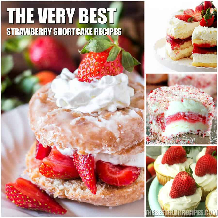 The Best Strawberry Shortcake Recipes