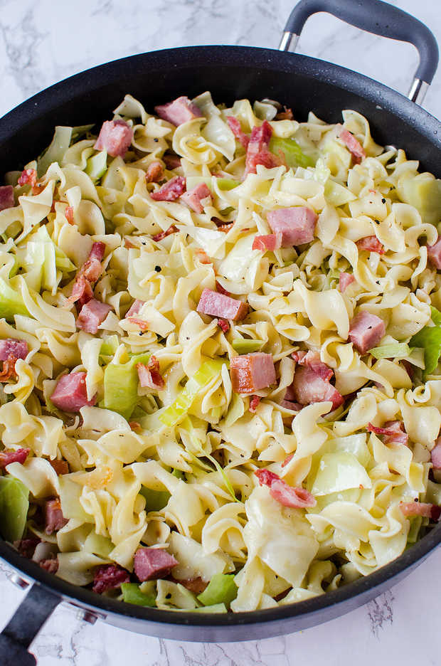 How tasty does this cabbage dish look?