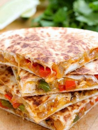 The Best Quesadilla Recipes