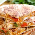 We all need the Best Quesadilla Recipes in our lives! Quesadillas are a total crowd pleaser and oh so easy to make. Delicious for parties, meals, and after school snacks.