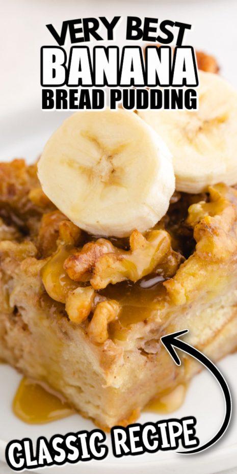 Banana Bread Pudding SLB