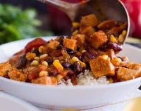 Chicken Taco Chili Recipe
