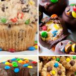 M&M Monster Dessert Recipes