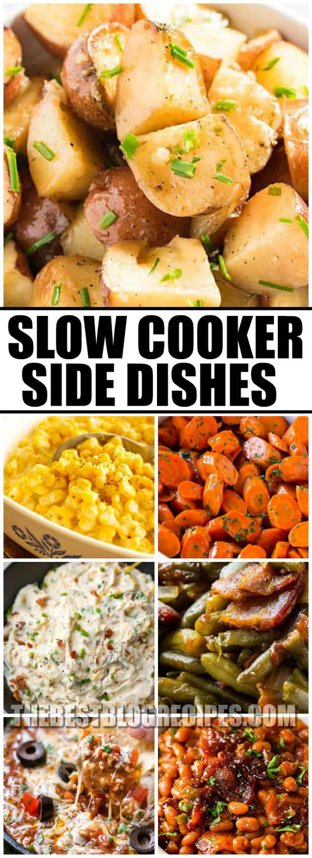 Slow Cooker Side Dishes for Delicious Dinners