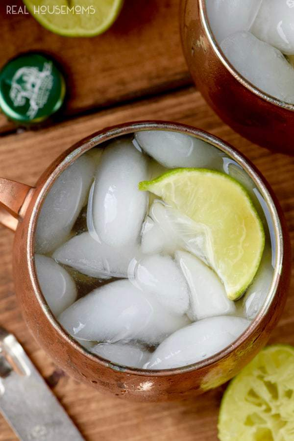 These Margarita Mules are a perfect combination of Margarita and Moscow Mules to make one amazing cocktail!!