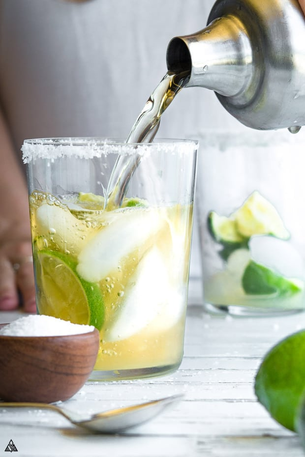 Whether it's hot, you're tired, it's been chaotic, or you just want to chill — sometimes, you just really need a low carb margarita.