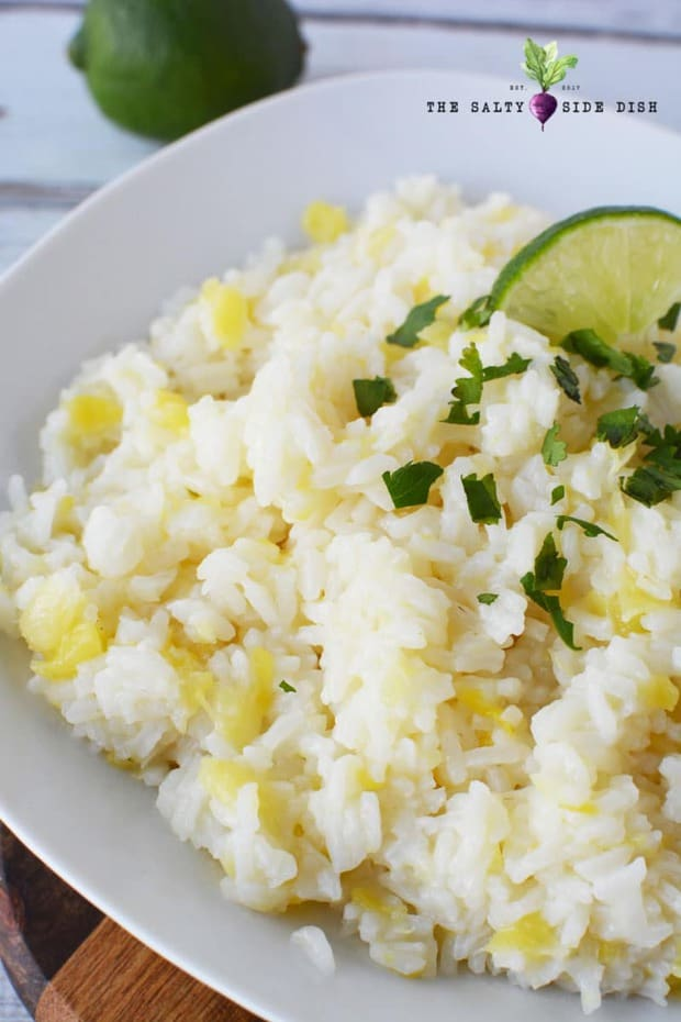 Hawaiian Rice with Pineapple Recipe