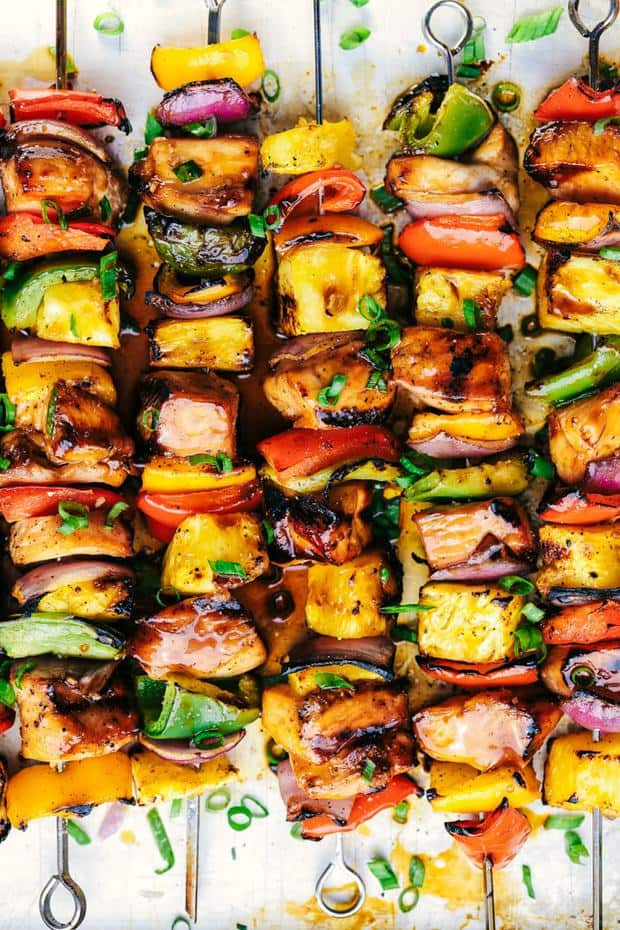 Easy Chicken Skewer Recipes The Best Blog Recipes