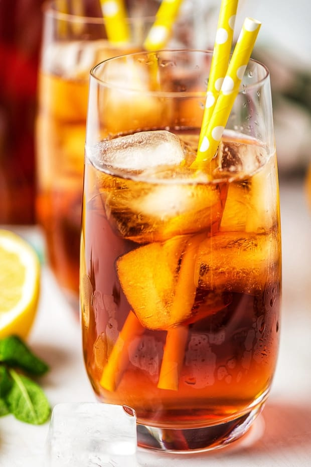 PERFECT SWEET TEA RECIPES