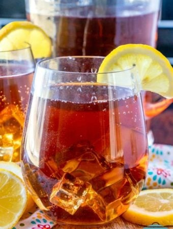 HOMEMADE SOUTHERN SWEET TEA