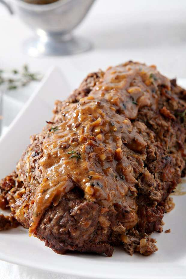 ELECTRIC PRESSURE COOKER MEATLOAF