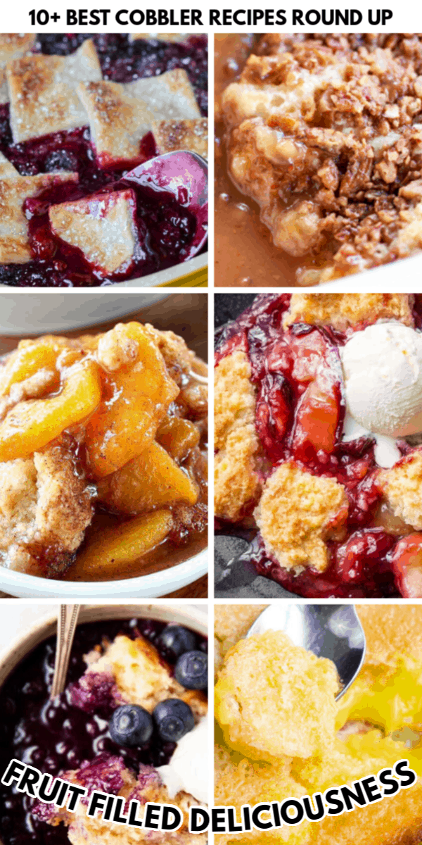 Favorite Cobbler Recipes