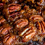 Best Pecan Pie Brownies