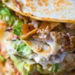 Chicken Avocado Quesadilla Recipe